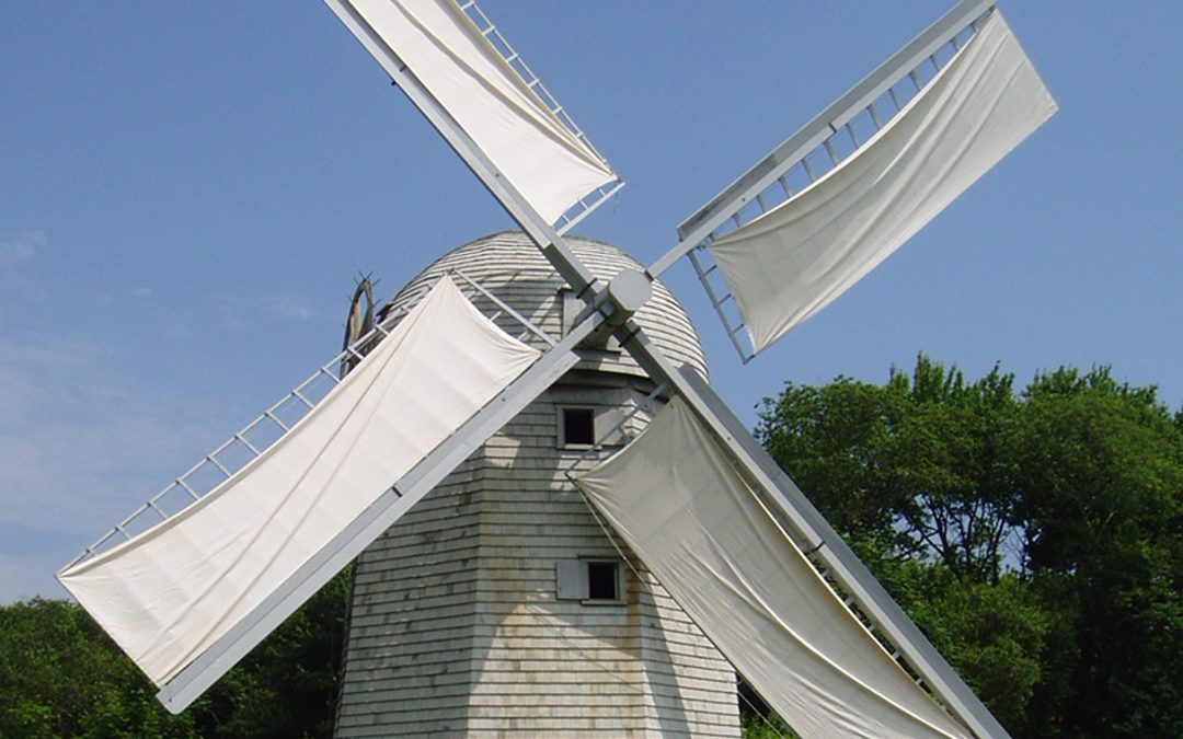 JHS Receives Grant for Windmill Repairs