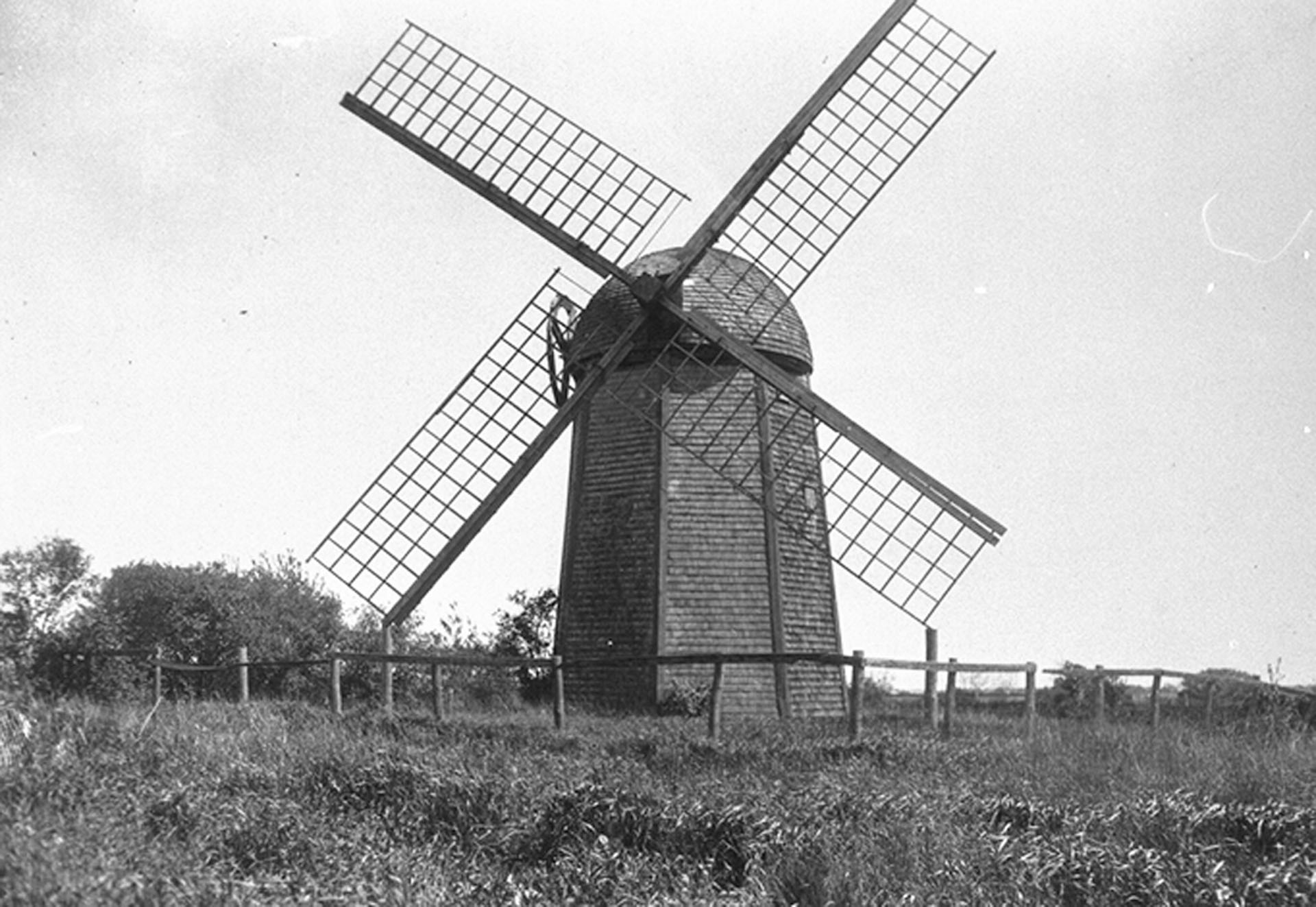 jamestown historical society windmill