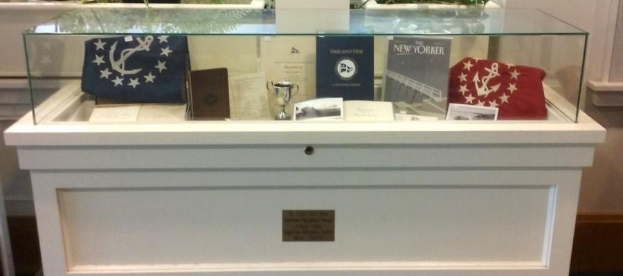 Conanicut Yacht Club Exhibit