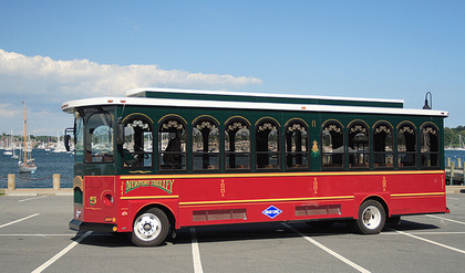 Trolley Tours – Sunday, August 16