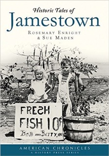 """Publication Party for """"Historic Tales of Jamestown"""""""