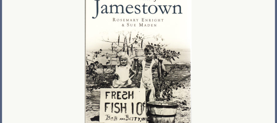 """Historic Tales of Jamestown"" Reading"