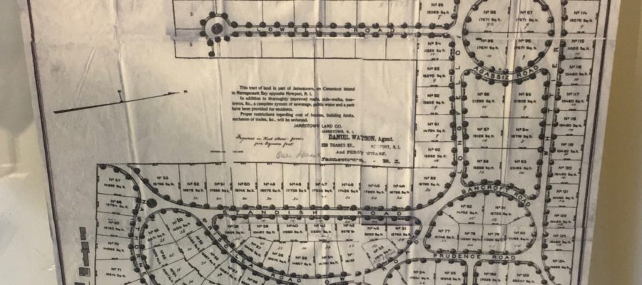 Jamestown Sites on the National Register