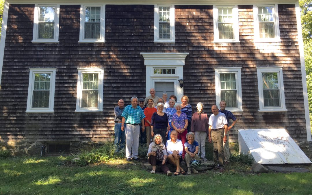 Members Only Outing – Carr Homestead – Sep 2017