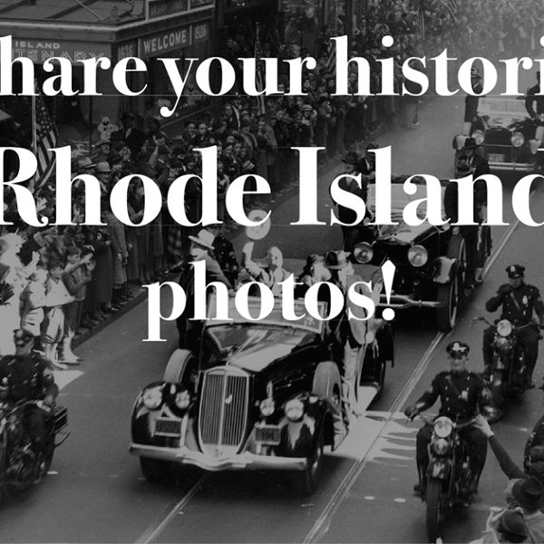 Scanning Session for Rhode Island Photos at the Museum-Feb 2018