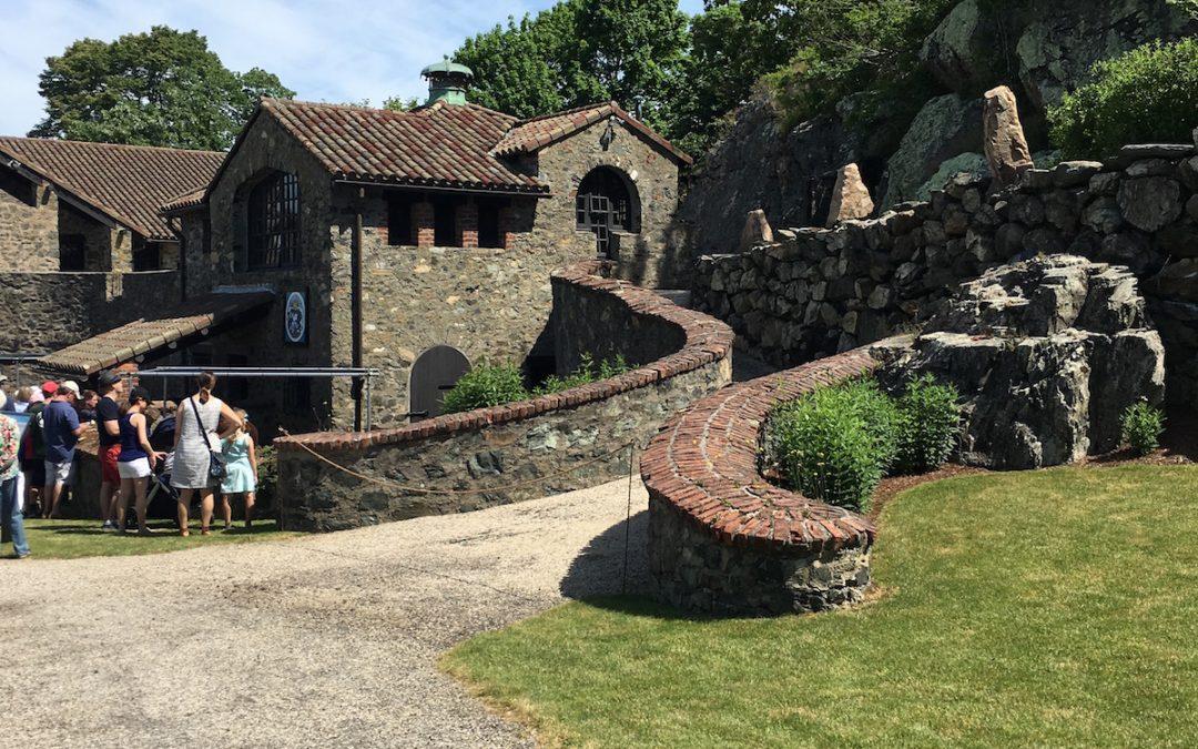 JHS visits Swiss Village Farm-May 2018