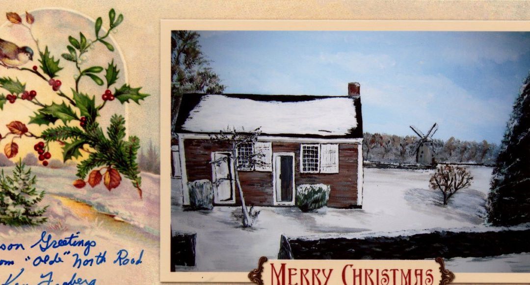 From the Collection – Season's Greetings from Jamestown