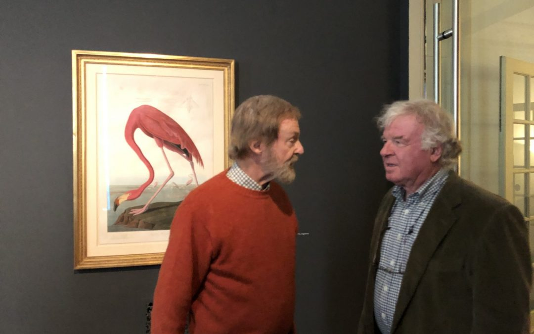 Members Only Tour – Rosecliff Exhibit John James Audubon: Obsession Untamed