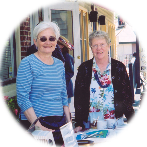 Sue Maden & Rosemary Enright Book Signing and Talk at the Library