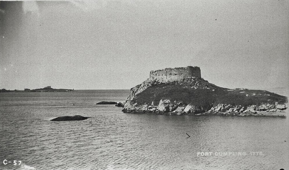 From the Collection – Fort Dumpling