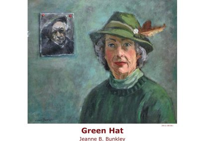 bunkley_green hat