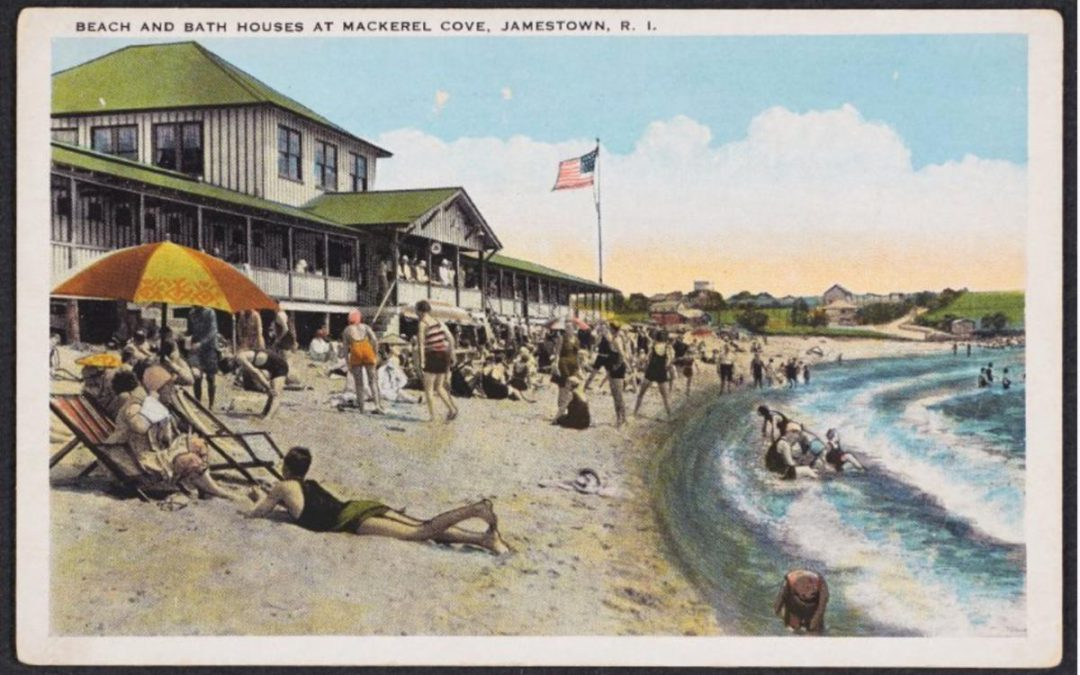 From the Collection – Summer in Jamestown