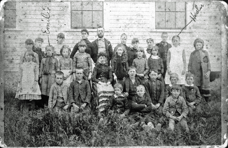 The Tennant Sisters of Jamestown