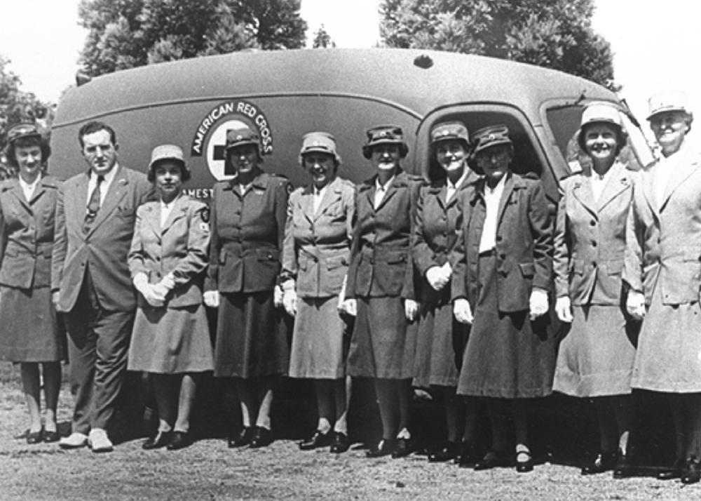 ambulance WWII