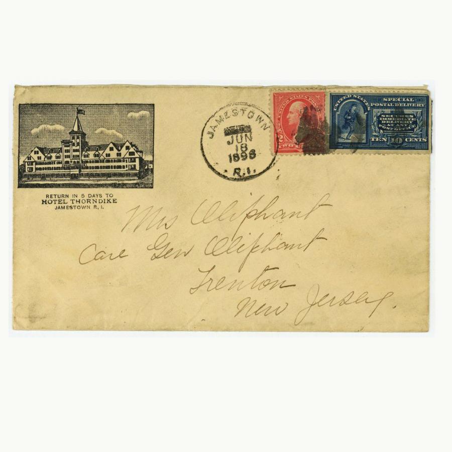 envelope thorndike