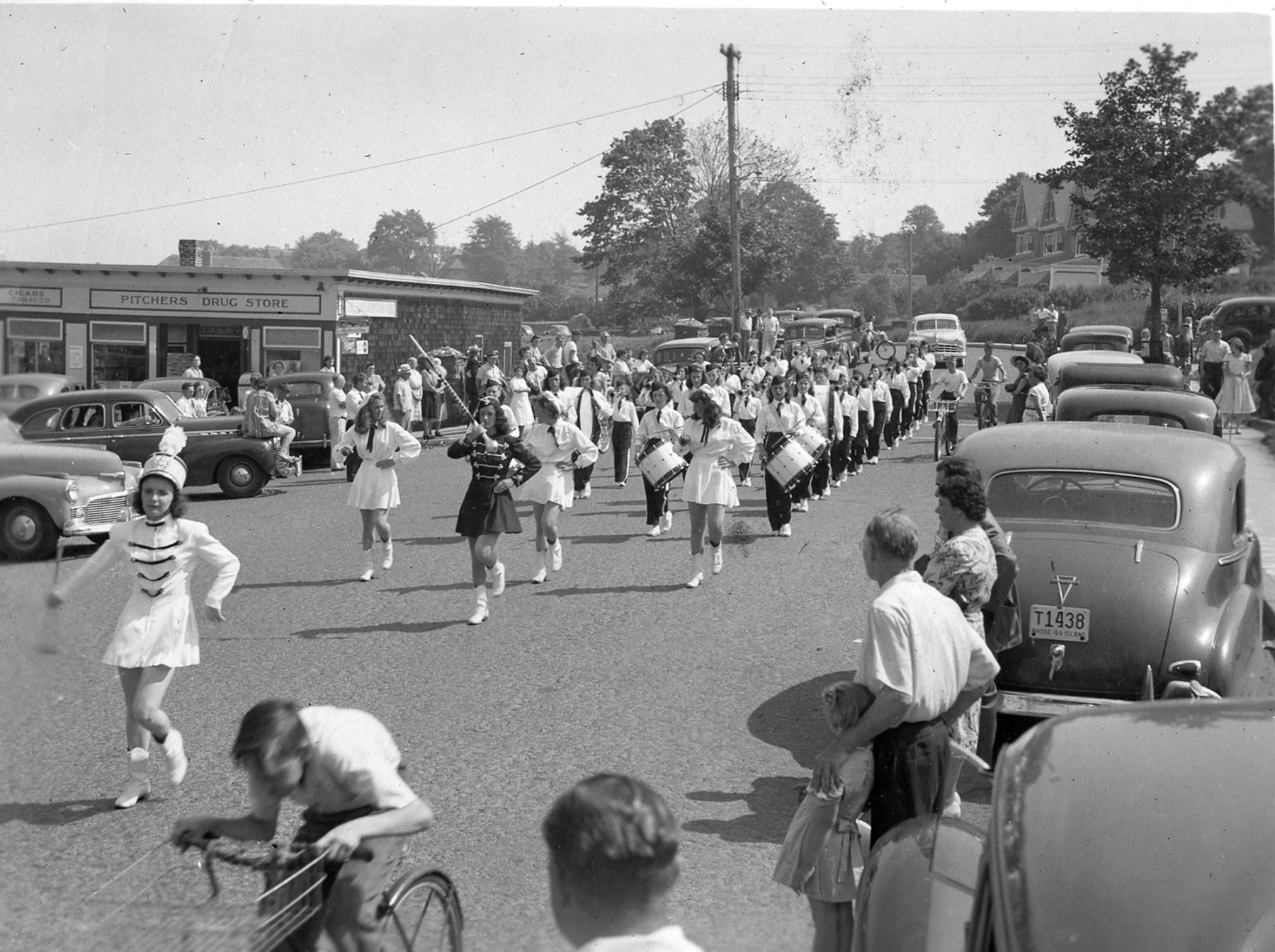 jamestown parade