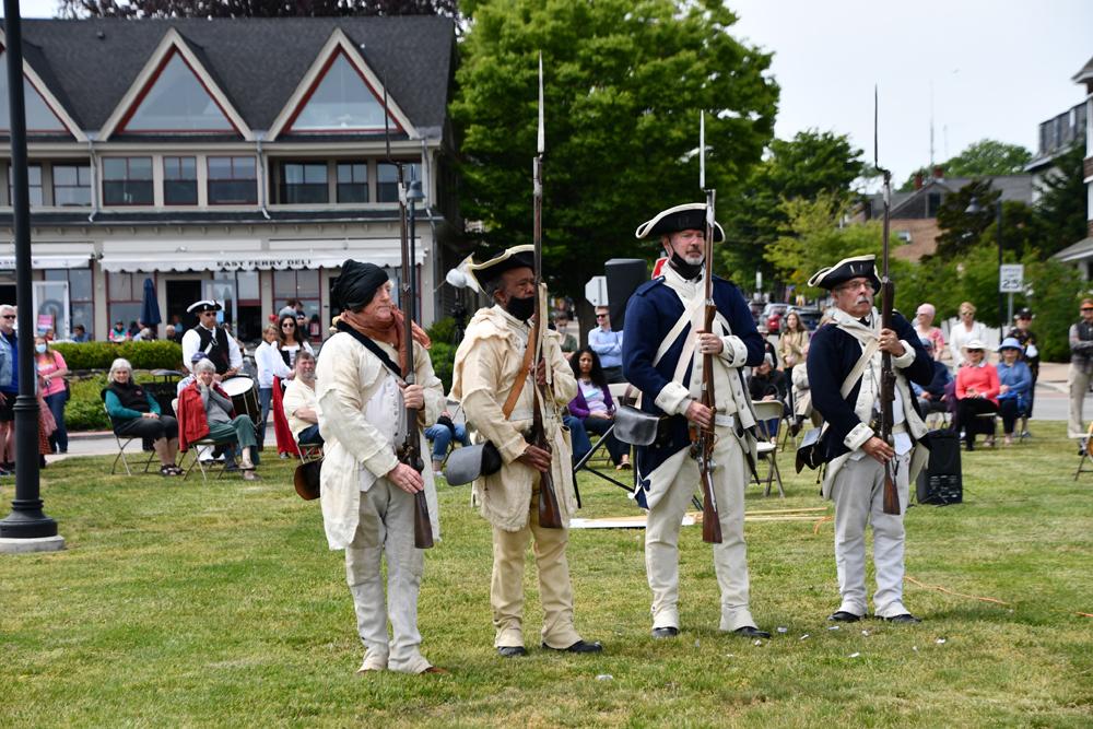 1st rhode island regiment