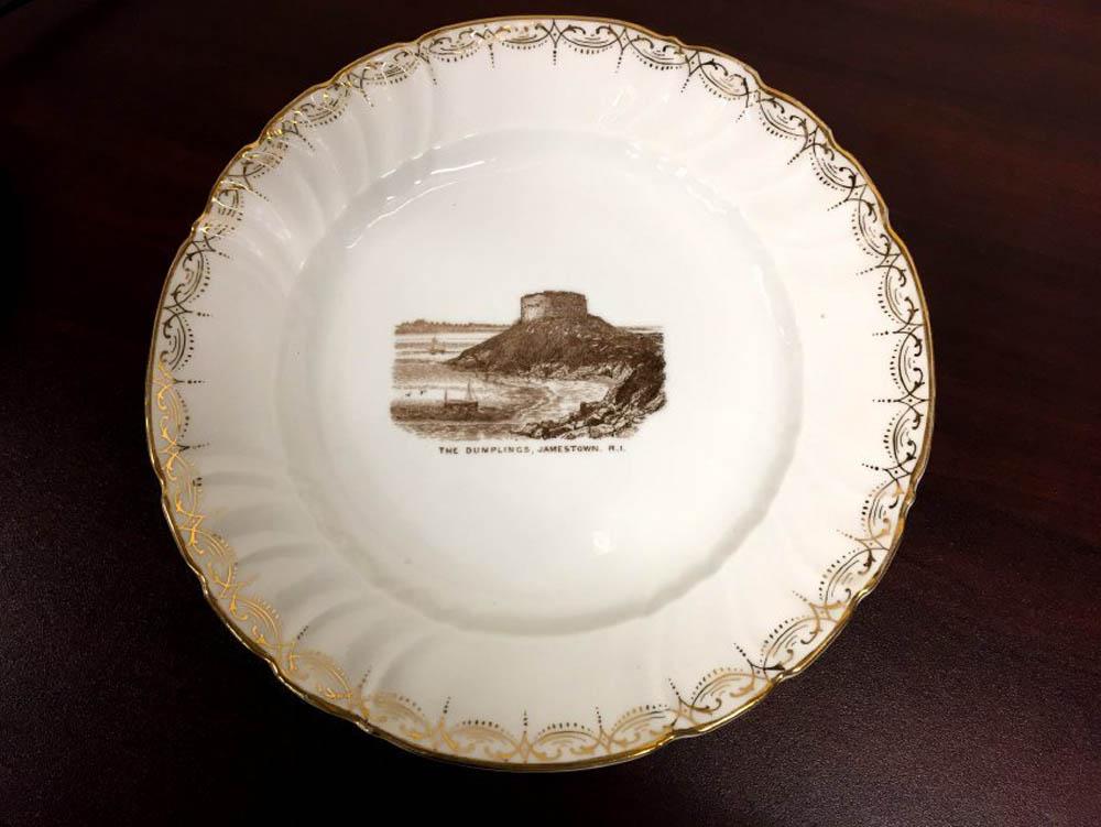 Ft Dumpling plate