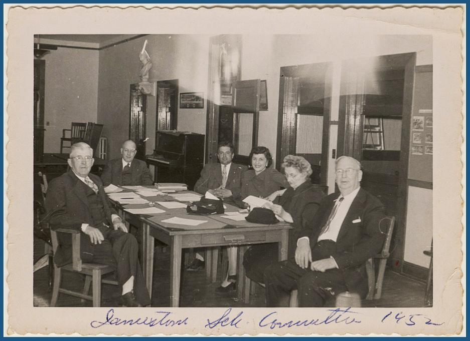 School committee 1957