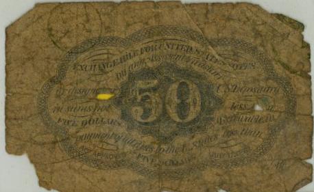 US postal service 50 cents