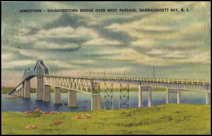 Jamestown Bridge