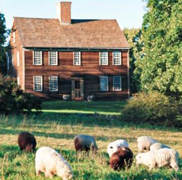 watson farm house